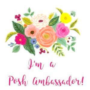 I'm a new Posh Ambassador!
